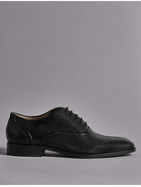 Autograph Leather Scotch Grain Brogue Shoes