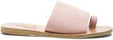 Ancient Greek Sandals Leather Ligia Sandals
