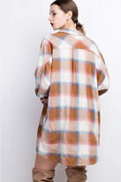 Easel Plaid Long Sleeve