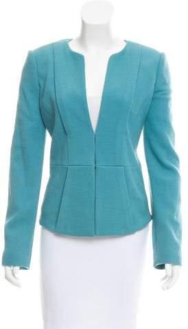 Armani Collezioni Structured Wool Jacket w/ Tags