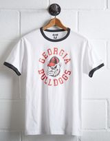 Tailgate Men's Georgia Bulldogs Ringer T-Shirt