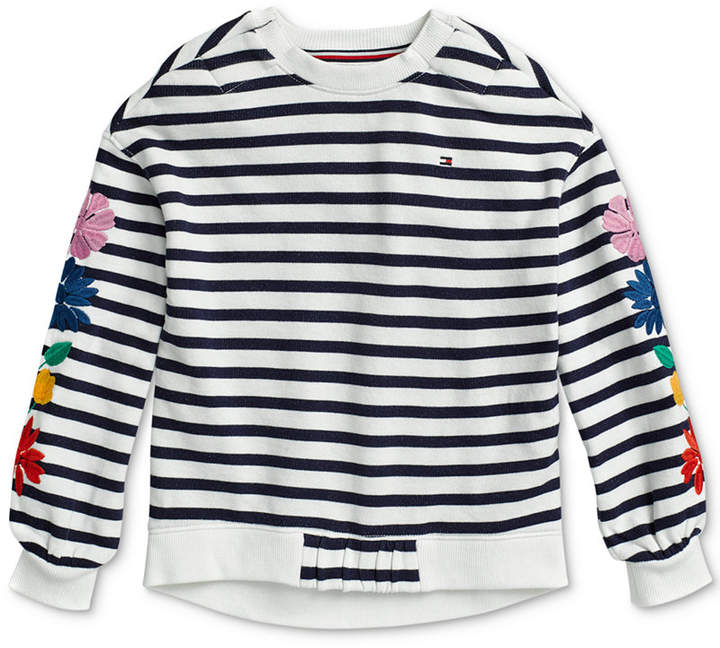49e9fd2a Tommy Hilfiger Girls' Shirts & Blouses - ShopStyle