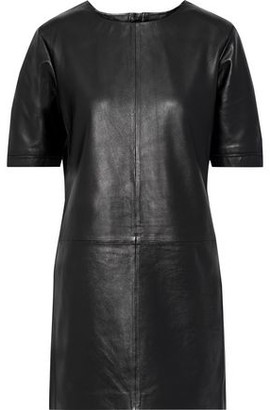 Muu Baa Muubaa Colina Leather Mini Dress