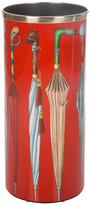Fornasetti Ombrelli e Bastoni Umbrella Stand - Red