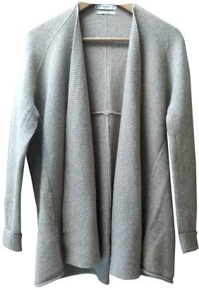 MANGO Beige Cashmere Coat for Women