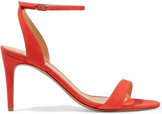 Alexandre Birman Santine 75 Suede Sandals
