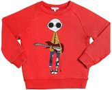 Little Marc Jacobs Musician Printed Cotton Sweatshirt