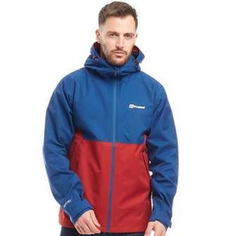Berghaus Mens Fellmaster GORE-TEX Shell Jacket Dark Red/Blue