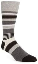 Calvin Klein Men's Stripe Socks
