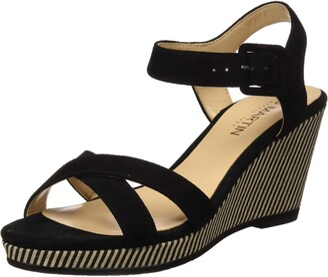 JB Martin Women's Querida E19 Platform Sandals