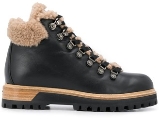 Le Silla Hiking Style Ankle Boots