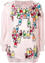 Tsumori Chisato embellished blouse