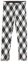 Tea Collection Girl's Argyle Plaid Leggings