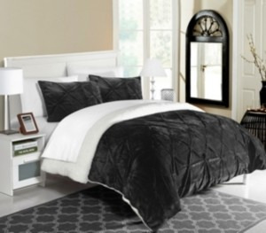 Chic Home Josepha 7 Piece King Bed In a Bag Comforter Set Bedding