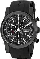 MOMO Design Men's MD280BK-01BKBK Composito Analog Display Swiss Automatic Watch
