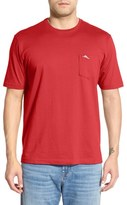Tommy Bahama 'New Bali Sky' Pima Cotton Pocket T-Shirt (Big & Tall)
