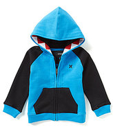 Hurley Baby Boys 12-24 Months Sharkbait Fleece Hoodie
