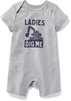 Old Navy Graphic Bodysuit for Baby
