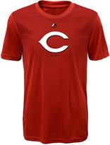 Majestic Kids' Cincinnati Reds Geo Strike T-Shirt
