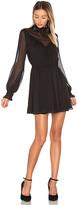 Tularosa Nadia Dress in Black. - size M (also in XS)