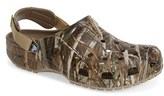 Men's Crocs(TM) 'Classic Realtree(TM)' Camo Clog Slip-On