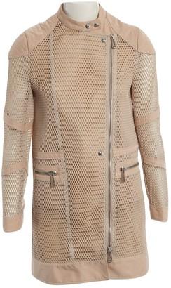 Belstaff Beige Polyester Coats