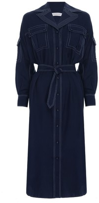 Zimmermann Lucky Shirt Dress