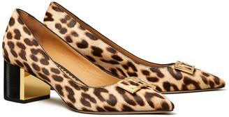 Gigi Leopard Pointed-Toe Pump