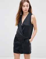 Selected Chita Sleeveless Romper