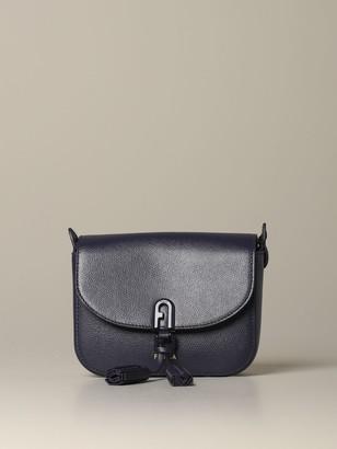Furla Crossbody Bags Leather Bag With Tassels