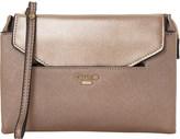 Dune Ennie removable envelope pouch clutch bag
