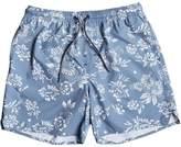 Quiksilver Waterman Om Floral Volley Short - Men's