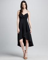 Amanda Uprichard Kiana Arch-Hem Dress (Stylist Pick!)