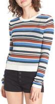 RVCA Polly Stripe Sweater