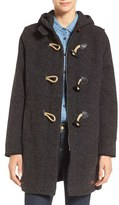 Woolrich Women's Century Wool Blend Duffle Coat