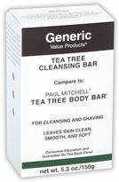Generic Value Products Tea Tree Cleansing Body Bar Compare to Paul Mitchell Tea Tree Body Bar
