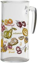 Global Amici Fresh Fruit 36-oz. Glass Drink Pitcher