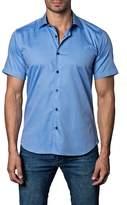 Jared Lang Print Sport Shirt