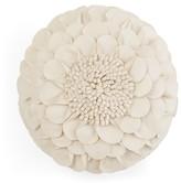 """Sky Portia Floral Felt Decorative Pillow, 16"""""""
