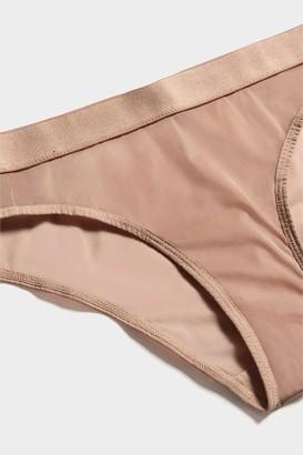 Negative Underwear Silky Brief in Buff
