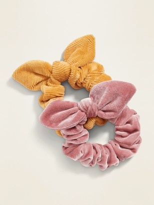 Old Navy Bow-Tie Scrunchies 2-Pack for Girls