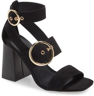 Topshop Neah Block Heel Sandal