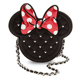 Disney Minnie Mouse Icon Crossbody Bag by Loungefly