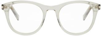 Saint Laurent Transparent SL 403 Glasses