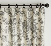 Pottery Barn Thea Print Blackout Curtain - Warm Multi