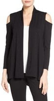 Vince Camuto Women's Cold Shoulder Open Front Cardigan