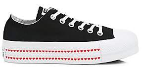 Converse Love Fearlessly Chuck Taylor All Star Lift Love Low-Top Sneakers