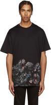Givenchy Black Monkey T-Shirt