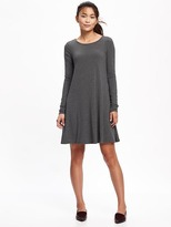 Old Navy Knit Swing Dress for Women