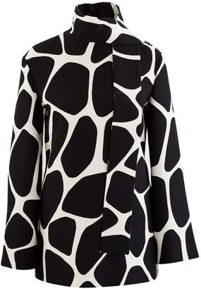 Valentino Printed blouse